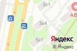 Схема проезда до компании i7.RU в Москве