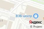 Схема проезда до компании Мажор в Москве