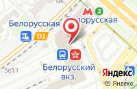Схема проезда до компании Центр Юридической Практики На Железнодорожном Транспорте «Юртранс» в Москве