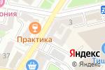 Схема проезда до компании Дербент в Москве