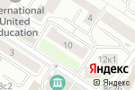 Схема проезда до компании ВИВАТЭЛ в Москве