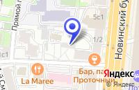 Схема проезда до компании МЕБЕЛЬНЫЙ САЛОН ATRIUM-CITI в Москве