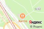 Схема проезда до компании ЭкоСтройПроект в Москве