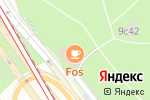 Схема проезда до компании Wezom в Москве