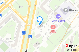 Снять однокомнатную квартиру в Москве проспект 60-летия Октября, 3к1