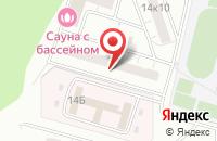 Схема проезда до компании Джоки в Москве