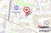 Схема проезда до компании Институт Стратегических Оценок в Москве