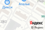 Схема проезда до компании Home Beauty в Москве