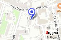 Схема проезда до компании ТФ ЕВРОМОБИЛЕ-СТИЛЬ в Москве
