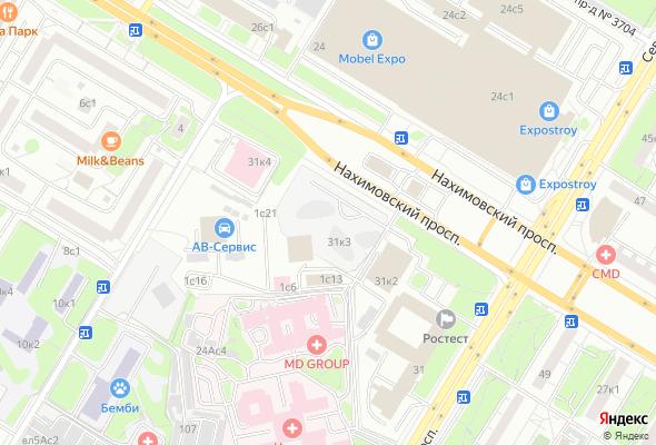 жилой комплекс Апарт-комплекс Нахимов