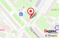 Схема проезда до компании Стайлин в Москве
