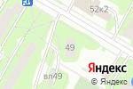 Схема проезда до компании Физик-Итэф в Москве