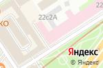 Схема проезда до компании РосМаст в Москве