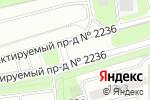 Схема проезда до компании Автомотив в Москве