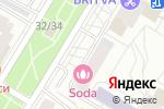 Схема проезда до компании Хорошая в Москве