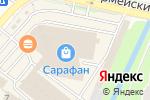 Схема проезда до компании Магазин в Туле