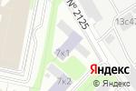 Схема проезда до компании Скифф в Москве