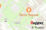 Схема проезда до компании G-masters в Москве