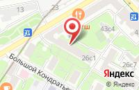 Схема проезда до компании Домашняя Пинакотека в Москве