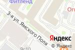 Схема проезда до компании Московский Тренинговый Центр в Москве