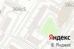 Схема проезда до компании КБ РОСАВТОБАНК в Москве