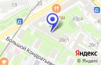 Схема проезда до компании АПТЕКА АТЛАНТ-ФАРМ в Москве