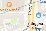 Схема проезда до компании Военный переезд в Москве