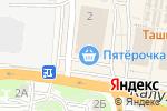 Схема проезда до компании ВЕРБЕНА-КосметикаПроф в Туле