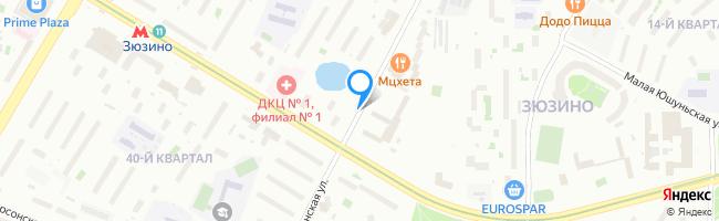 Керченская улица