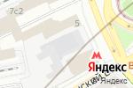 Схема проезда до компании Ралли Шоп в Москве