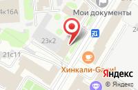 Схема проезда до компании Страховое Общество «Асто Гарантия» в Москве