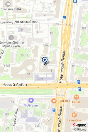 ПКФ МАКСМИР на карте Москвы