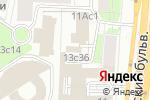 Схема проезда до компании Info Asla в Москве