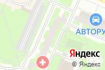 Схема проезда до компании Цветочный магазин в Москве