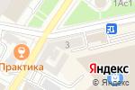 Схема проезда до компании ПРЕМИУМ в Москве