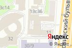 Схема проезда до компании АКБ Капиталбанк в Москве