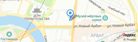 Витебский и партнеры на карте Москвы