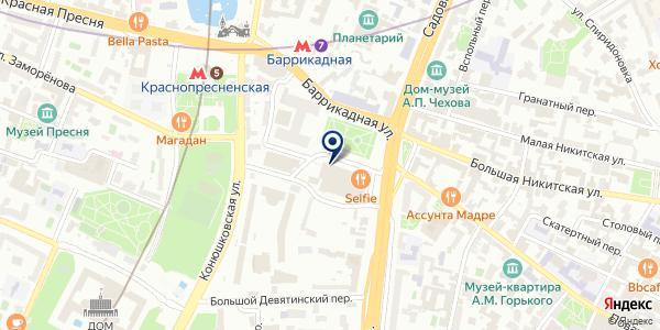 Alt Communication Group на карте Москве