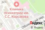 Схема проезда до компании Строительный Контроль Качества в Москве