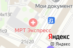Схема проезда до компании Мастер Клио в Москве
