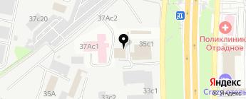 HONDARUS на карте Москвы