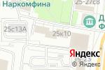Схема проезда до компании Ветерок СКВ в Москве