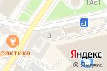 Схема проезда до компании VooDoo Coffee в Москве