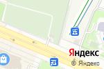 Схема проезда до компании Качаловское кладбище в Москве