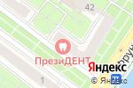 Схема проезда до компании Адвокат Саломатова Т.В в Москве