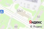 Схема проезда до компании Почтовое отделение №117209 в Москве
