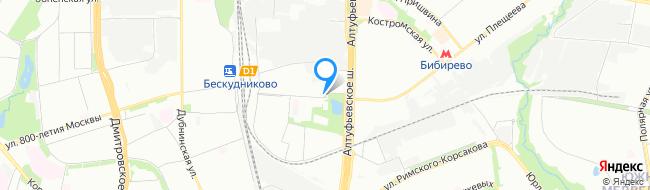 район Алтуфьевский