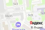Схема проезда до компании Аркан в Москве