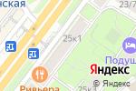 Схема проезда до компании DPD в Москве