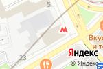 Схема проезда до компании ЦЕНТРАЛЬНАЯ ПРИГОРОДНАЯ ПАССАЖИРСКАЯ КОМПАНИЯ в Москве